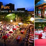 Tips for arranging an outdoor event