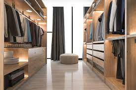 How to Select a Walk-in Wardrobe?